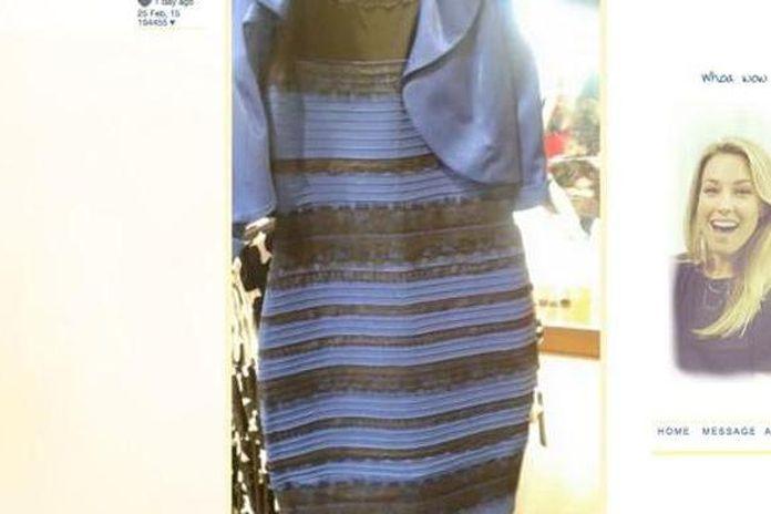 online retailer dcbd0 3fa90 TheDress, il medico spiega perché lo vediamo di colori ...