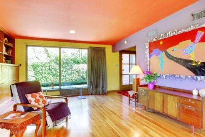 Idee per colorare le pareti per il salotto - La Stampa