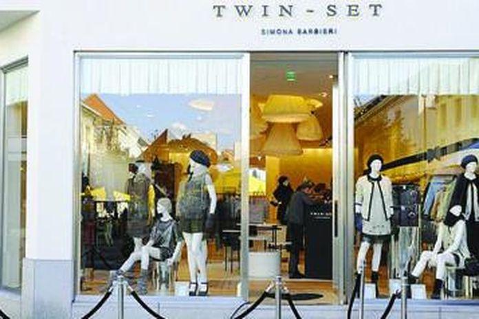 """online store b6d8f 96759 Tiziano Sgarbi """"Twin-Set, la moda nata da un disastro vince ..."""