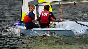 Regata nazionale sul Garda, trionfano i due giovani portacolori del Club nautico S. Bartolomeo al Mare