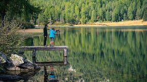 Chiare, fresche, preziose acque: in montagna si celebrano così