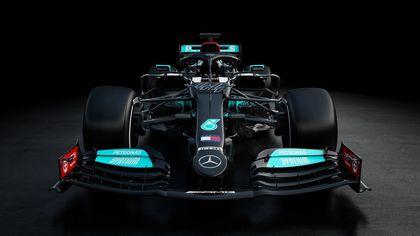Formula 1, ecco la nuova Mercedes