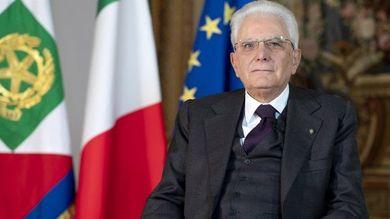 Il Presidente della Repubblica Sergio Mattarella invia toccante un messaggio agli Italiani