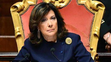 Alla corte della regina Elisabetta Casellati, la presidente con due soli punti molli: figli e tv
