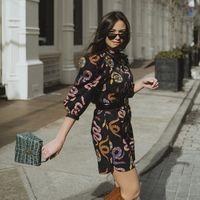 Shirt-dress, l'abito di ieri e di oggi perfetto per l'autunno