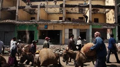 Cosa resterà di Addis Abeba