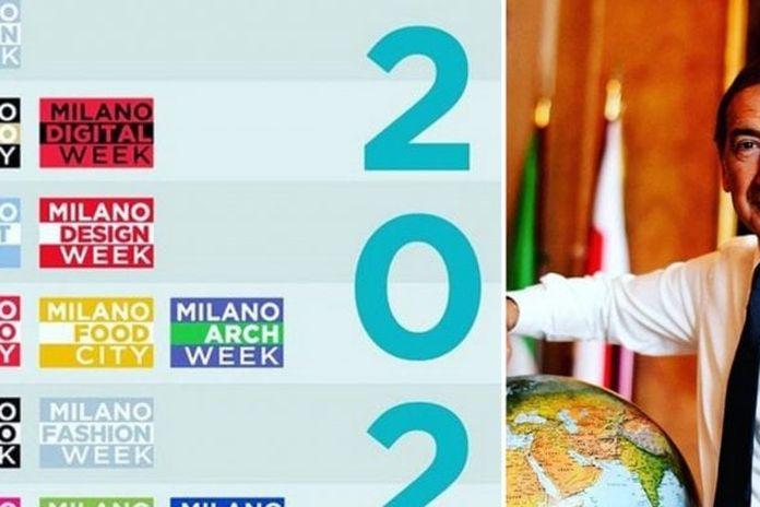 Calendario Moda Milano 2020.Milano L Invasione Delle Week Dalla Settimana Della Moda