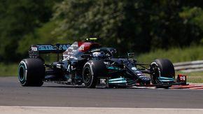 F1: Gp di Ungheria, è sempre sfida Hamilton-Verstappen. Libere a Bottas, Ferrari dietro