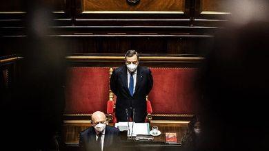 Mario Draghi, il Re Covery che deve trovare la sua dimensione
