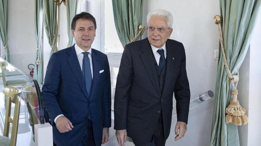 """Colloquio Conte-Mattarella, il Premier: """"Crisi? Spero di no"""". Il Colle: uscire presto dall'incertezza"""