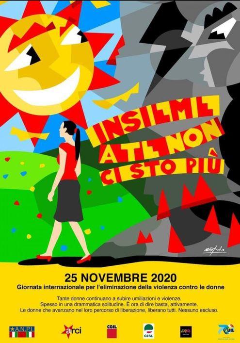 uu84lslmbcsmfm https www repubblica it cronaca 2020 11 24 news la giornata contro la violenza alle donne tra flash mob convegni e iniziative on line 275172041