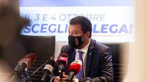"""Leghisti NoVax, Salvini: """"Non siamo una caserma, chi non si sente a suo agio vada pure"""""""