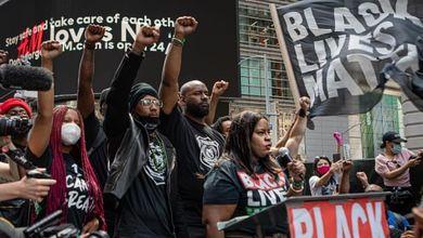 «L'America ignora i neri. Ma morte di Floyd ha dato vita a una rivoluzione»