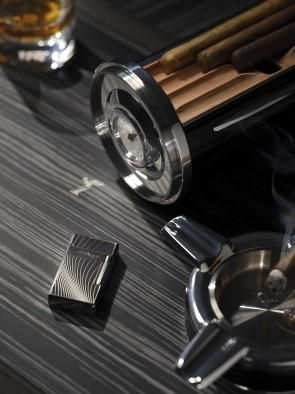 A treasure chest for cigars and spirits: the new Rolls-Royce collector's item worth € 47,000