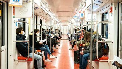Coronavirus, il mostro ha viaggiato sulla metro: la mappa che spiega l'inizio dell'epidemia