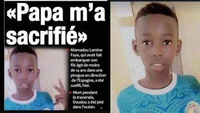 La favola triste di Doudou, aspirante terzino morto in mare mentre fuggiva in Europa
