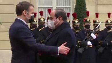 Macron, Al-Sisi e i diritti umani violati