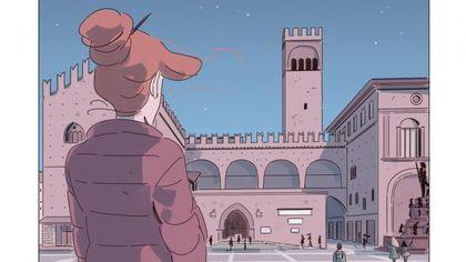 """Vulcanici Fumetti: """"Girotondo"""", sentimenti, amori e ricerca di identità tra i ragazzi del XXI secolo"""