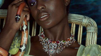 Sgranate gli occhi: ecco la nuova collezione Gucci di Alta Gioielleria, Hortus Deliciarum