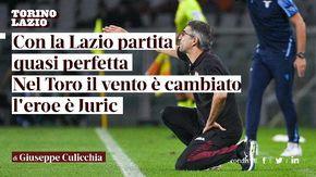 """Culicchia: """"Con la Lazio partita quasi perfetta. Nel Toro il vento è cambiato, l'eroe è Juric"""""""