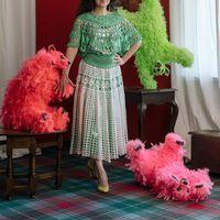 Artycapucines: Paola Pivi reinterpreta la borsa di Louis Vuitton. Puntando tutto su un leopardo