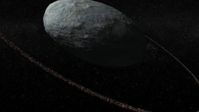pianeta nero risalente UK