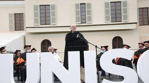 """Renzo Piano agli studenti di Pollenzo: """"Con il vostro mestiere potete cambiare il mondo"""""""