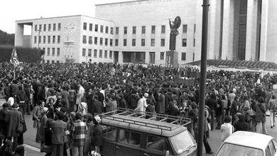 La provocazione: il 1968 è stato l'anno in cui è nato il rancore