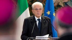 """L'appello di Emiliano a Mattarella: """"Cerchiamo pace con una visione europeista"""""""