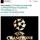 "Il tweet di Gervinho: ""Prossima stagione in Champions League"""