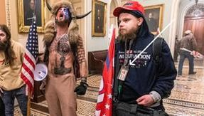 USA, recognized by employers as they stormed the Capitol and fired
