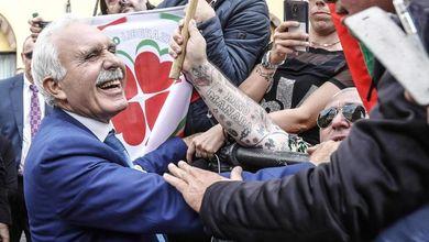 Chi è Antonio Pappalardo, il generale della rivoluzione trash