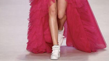 Le sneakers di stagione: effetto haute couture