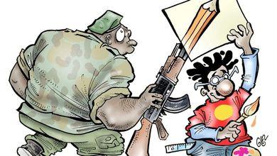 Noi cartoonist rischiamo la vita per raccontare la nostra Africa al mondo