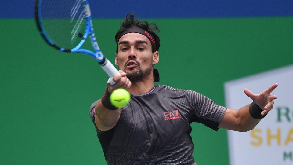 Image result for fognini