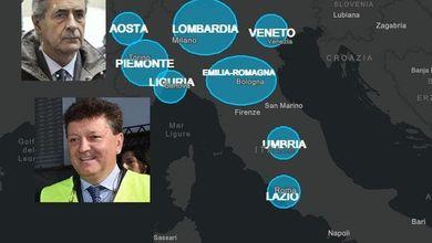 Così la 'ndrangheta ha conquistato i potenti del Nord Italia