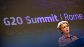 """Verso il G20 sul clima, Von der Layen: """"Investiremo un miliardo per salvare le foreste del mondo"""""""