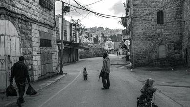 Nell'abisso della Palestina: viaggio di uno scrittore nel