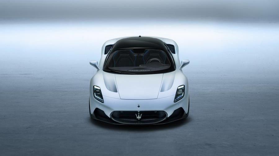 Maserati MC20, il Tridente torna nel mercato delle supercar in grande stile  - La Stampa