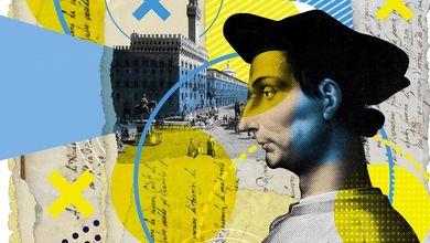 «Italiani, leggete bene Machiavelli e salverete la vostra democrazia»