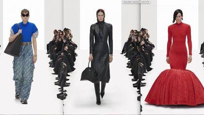 """Balenciaga e lo stile """"clonato"""""""
