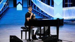 X Factor 2021, Ludovico Tersigni punta sui suoi 26 anni e non sbaglia