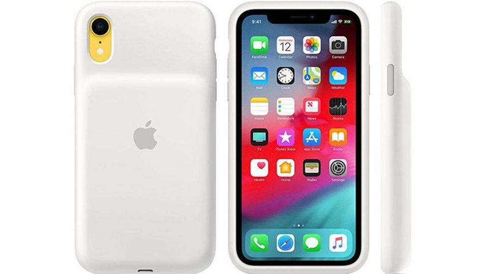 miglior sito web 77952 a0d50 Apple lancia le cover con batteria per iPhone XS e XR - La ...