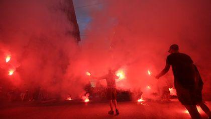 Ventennale del G8, il corteo zapatista attraversa Genova