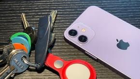 Evidencia: uso de AirTag de Apple para buscar objetos perdidos