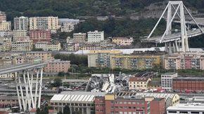 """Autostrade paga 3,4 miliardi e chiude contestazione di """"grave inadempimento"""" per crollo del Ponte Morandi"""