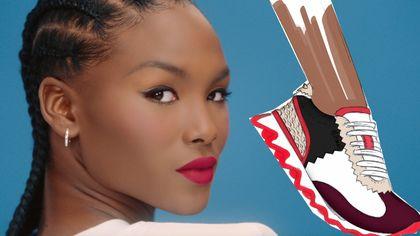 Louboutin: 5 beauty look abbinati ad altrettante scarpe