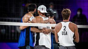 Beach Volley, la stella Jakob Spiker Gibb si ritira