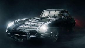 Diabolik 2021, fra i protagonisti c'è sempre la Jaguar E-Type