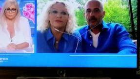 Antonella Clerici e Vittorio Garrone domenica a: